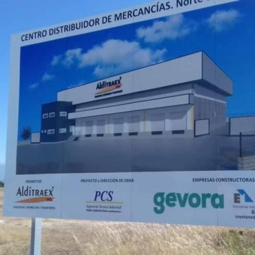Alditraex, la primera empresa de expacio navalmoral, ya se anuncia