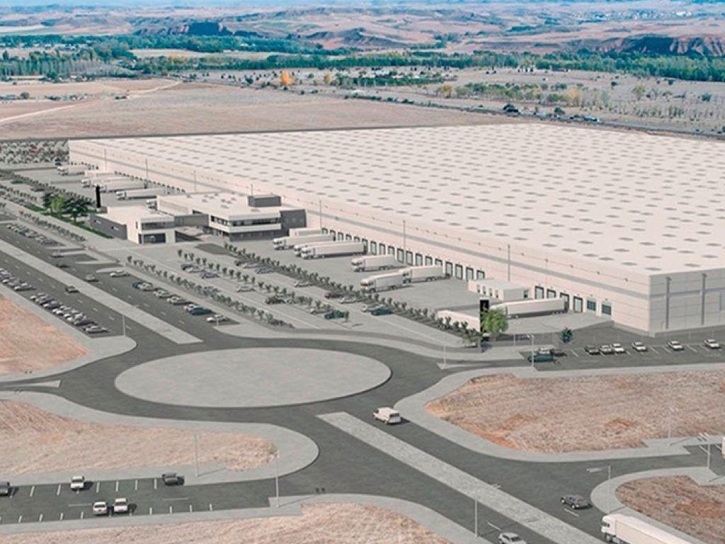 centro logístico en Guadalajara