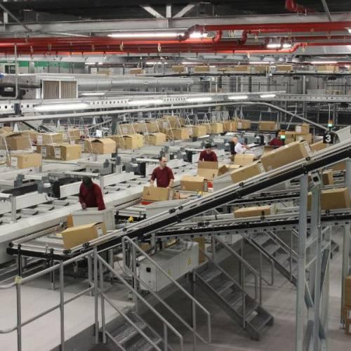 La logística se convierte en el oasis del empleo en plena crisis
