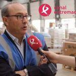 Aldritraex en el Programa +Trabajo de Canal Extremadura